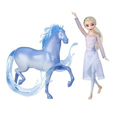 Frozen 2 Elsa and the Nokk, Docka