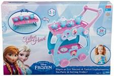 Tevogn, Disney Frost