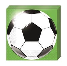 Fotboll Servetter, 20 st