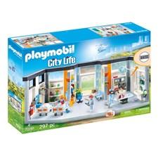 Sjukhus med möbler, Playmobil (70191)
