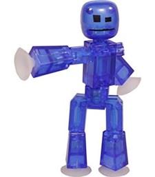 StikBot singelfigur, Blå