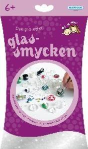 Designa dina glas-smycken, Kärnan