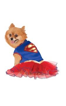 Supergirl Hunddräkt, S