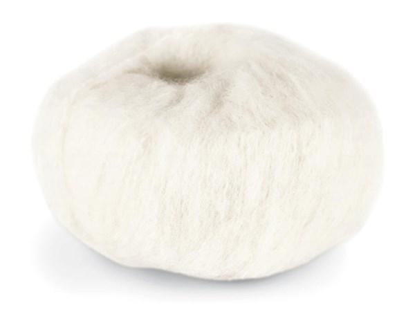 Du Store Alpakka Faerytale Garn 50 g Natur 701