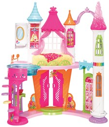 Dreamtopia Sweetville Slott, Barbie