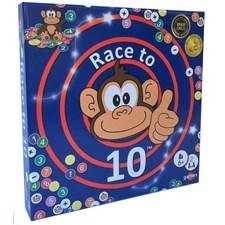 Race to 10, Matematiikkapeli (SE/FI/NO/DK/EN/SP/FR/DE)