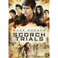 Maze Runner 2 - The Scorch trials