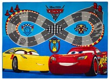 Matta, Cars III speedway, Disney Cars
