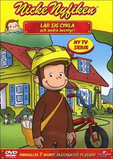 Nicke Nyfiken - Lär sig cykla och andra äventyr