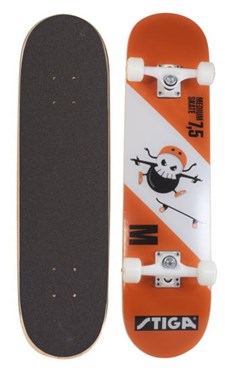 Stiga Skateboard, Crown, Medium 7,5