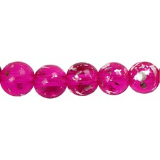 Fashion Mix, halk. 8 mm, aukon koko 1 mm, 88 kpl, pinkki