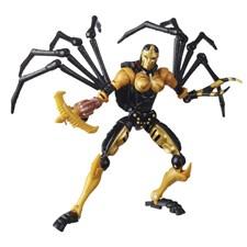 Deluxe Black Arachnia Transformers War For Cybertron