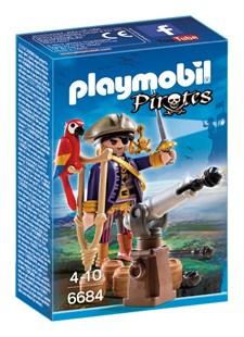 Piratkaptein, Playmobil Pirates (6684)