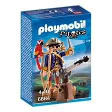 Piratkaptein, Playmobil Pirates (6684)