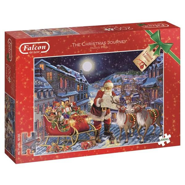 The Christmas Journey, Julpussel, 200 XL-bitar