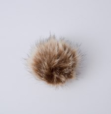 Phildar Small Pompons, Brown