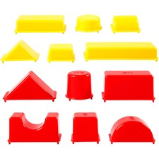 Hiekkamuotit, koko 3,5-9,5 cm, geometriset, 12laj.