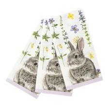 Servietter Truly Bunny 20-pakning