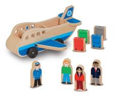 Puinen lentokone, Melissa & Doug