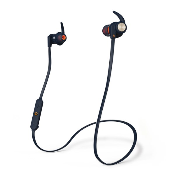 Hörlurar Creative Outlier Sports Bluetooth Headset Blue