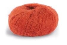 Dale Garn Erle Silk Mohair Mix 50 g Terracotta 9034
