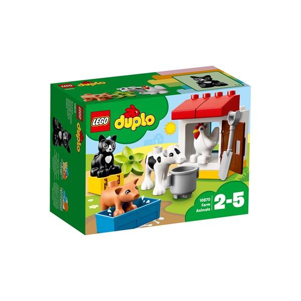 Bondgårdsdjur  LEGO DUPLO Town (10870)  Lego - lego & duplo