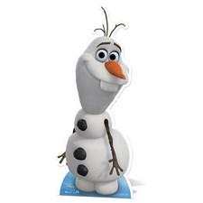 Koriste Frozen Olaf Hahmo