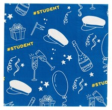 Servetter Student 20-pack