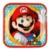 Super Mario tallrikar, 8 st