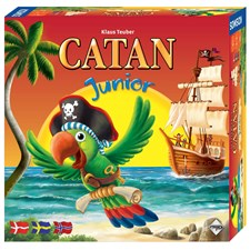 Catan Junior, Sällskapsspel