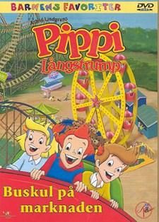 Pippi - Buskul på marknaden