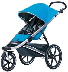 Thule Urban Glide1 Joggingvagn, Thule Blue