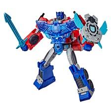 Battle Call Officer Optimus Cyberverse Transformers