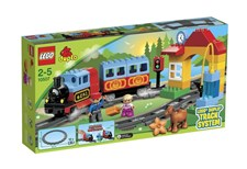 Mitt första tågset, LEGO DUPLO Town (10507)