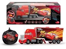 Mack Truck, Radiostyrd Bil RC Turbo Racer, 1:24, Disney Cars 3