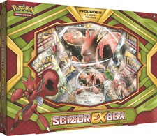 Poke Box Scizor EX, Pokémon