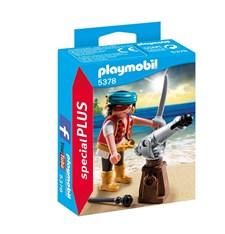 Pirat med skeppskanon i brons, Playmobil SpecialPLUS (5378)