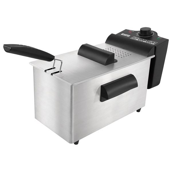 Champion Fritös 3 L Svart Bortsat Stål - övriga köksmaskiner