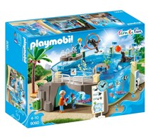 Akvaario, Playmobil Family Fun (9060)