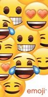 Badlakan 70x140, Emoji 018