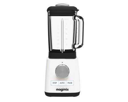 Magimix Power 11626SK Blender 1.8 L Vit (hvit) - mixer & blender