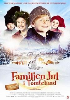 Familjen Jul i tomtarnas land