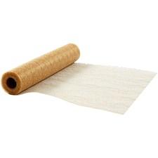 Bordslöpare, B: 30 cm, 10 m, sand