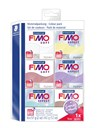 "FIMO® soft Colour-pack ""Candy Colours"", 5 + 1"