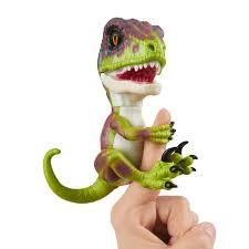 Fingerlings Untamed  Dinolings  Stealth  WowWee - actionfigurer