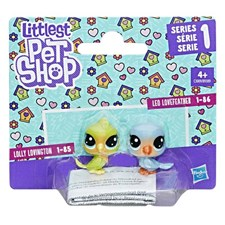 Lolly Lovington Mini 2-Pack, Littlest Pet Shop