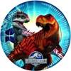 Jurassic Park Papptallrikar, 8 st