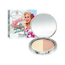 Viva La Diva Duo Highlighter pink silver