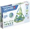 Geomag Classic, Byggsats Återvunnen Plast,  60 delar