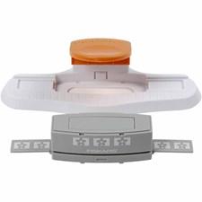 Interchangeable Border Punch, B: 10 mm, L: 16 cm, Startsett, 1sett